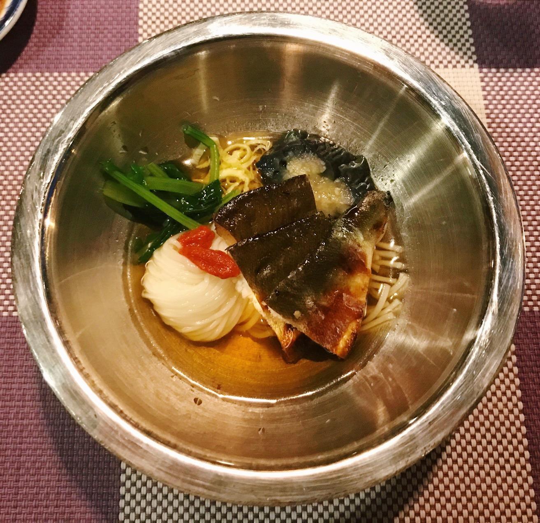 sushi taro three