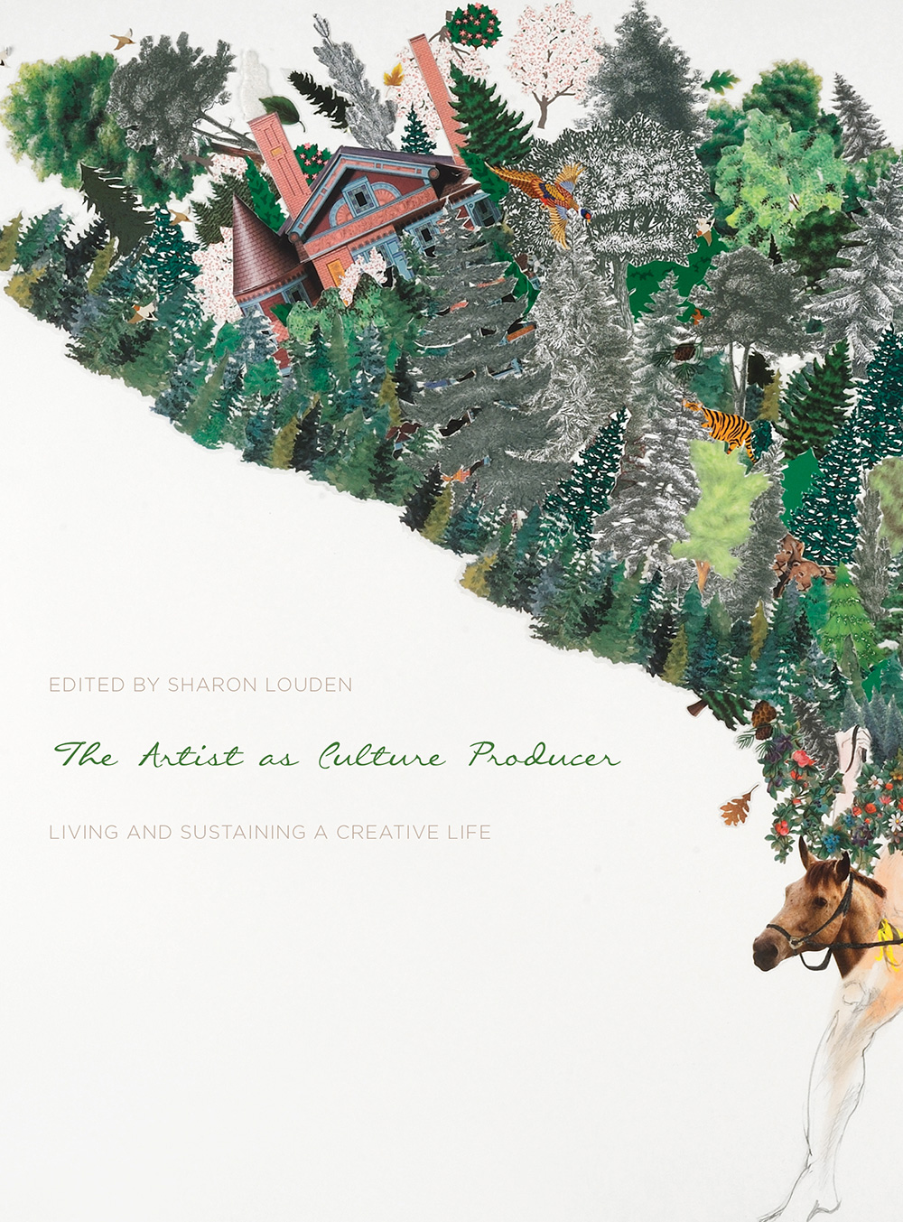 The Artist as Culture Producer: Living and Sustaining a Creative Life book cover