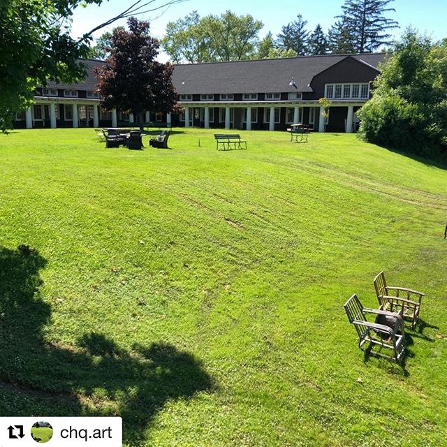 Today is the first day of @chq1874 #chautauquaschoolofart Residency Program and opening of our galleries for the season! Today we launch our new Instagram account (Chq.art) to show everyone who we are, all of the participants of the #Chautauqua School of Art, and what's happening in our galleries. Join us this summer, on Instagram to follow from afar and be a part of what we are doing or come visit! Our season starts today and ends August 10th (the School of Art) and August 25th (our galleries)!