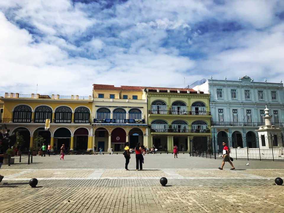 plaza vieja havana
