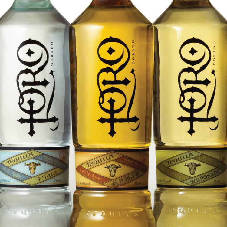 Toro Dorado Mclean Brand Packaging Design
