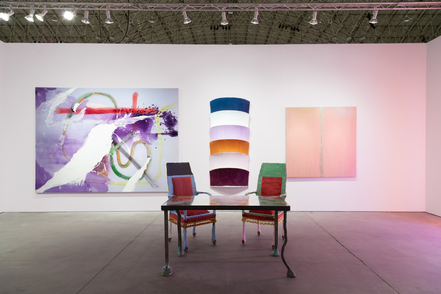 Vito Schnabel Projects at EXPO Chicago 2018