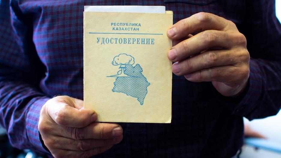 Has Kazakhstan forgotten about its Polygon test survivors?