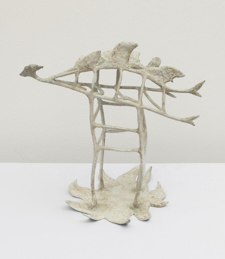 Bird of Fire, 1991, Bronze, 11 x 13 x 14 inches