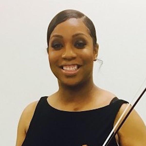 Ashley Nelson   Violin | Viola Faculty