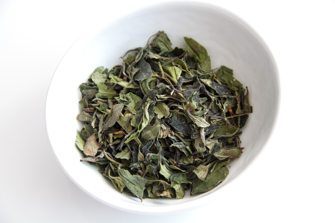 Organic Kumaon White , Young Mountain Tea