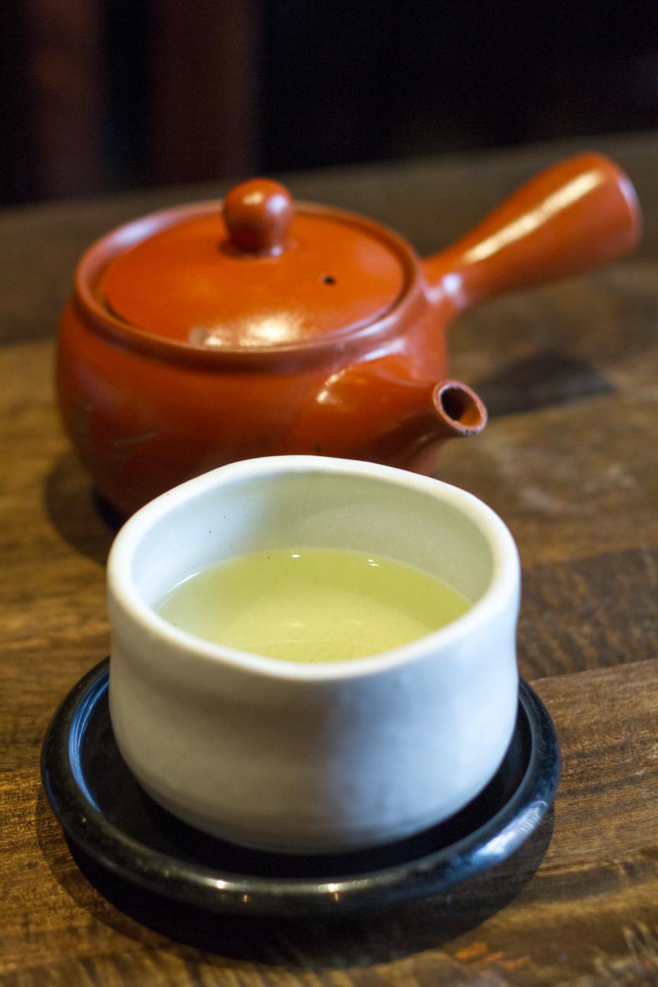 Uji Kabusecha at Cha An Tea House in NYC