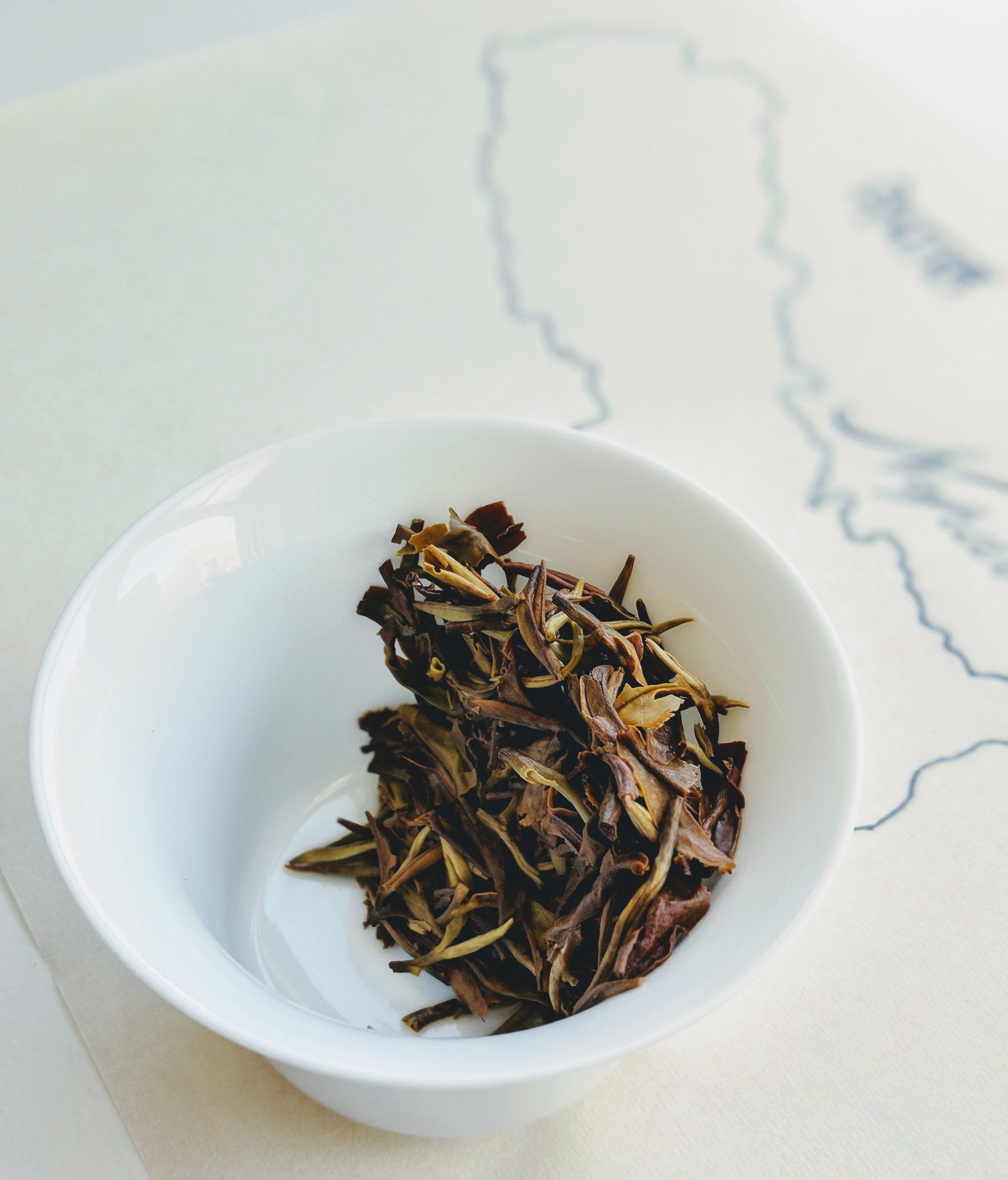 Rara Willow White tea from Nepal