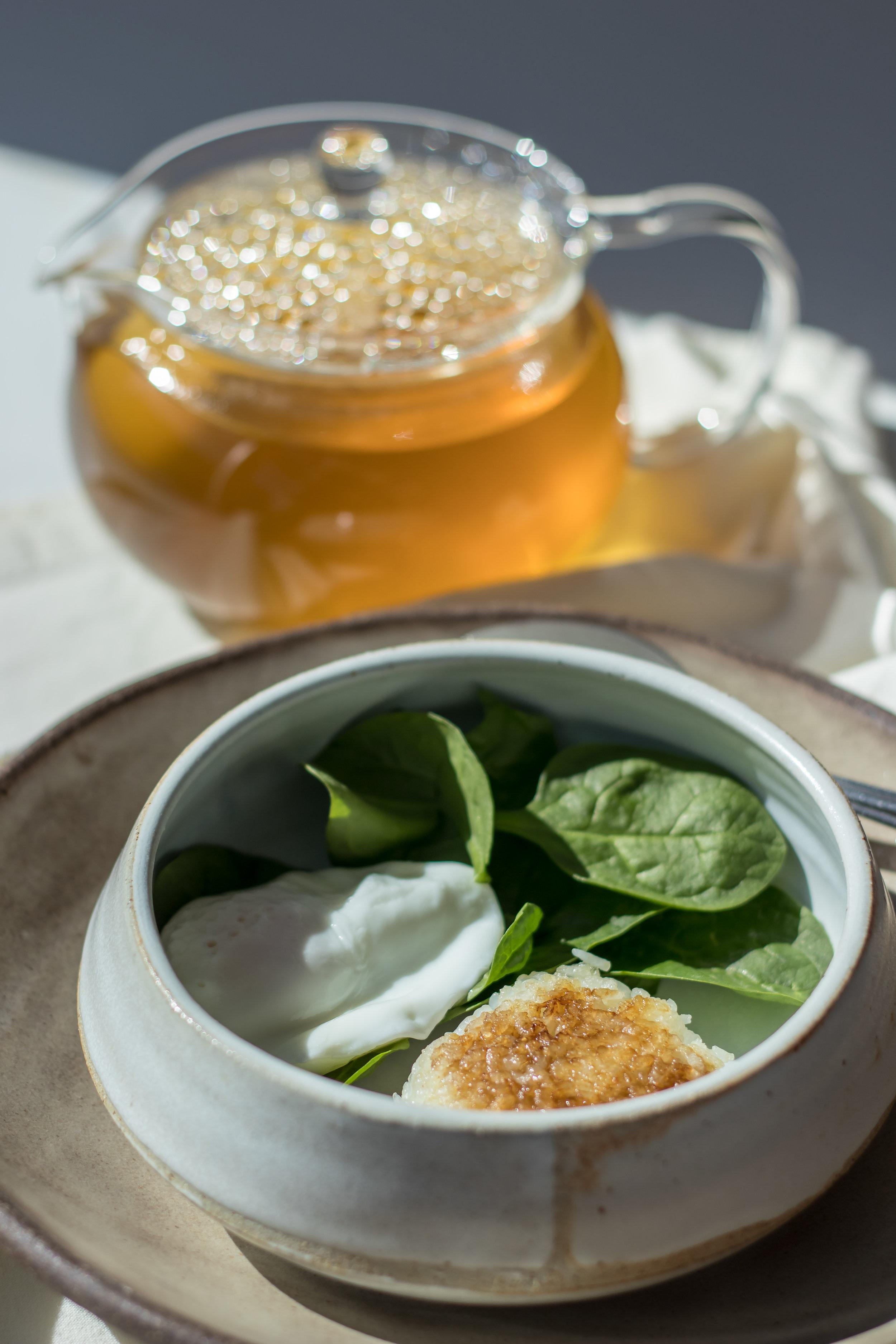 Ochazuke: a delicious Japanese tea soup