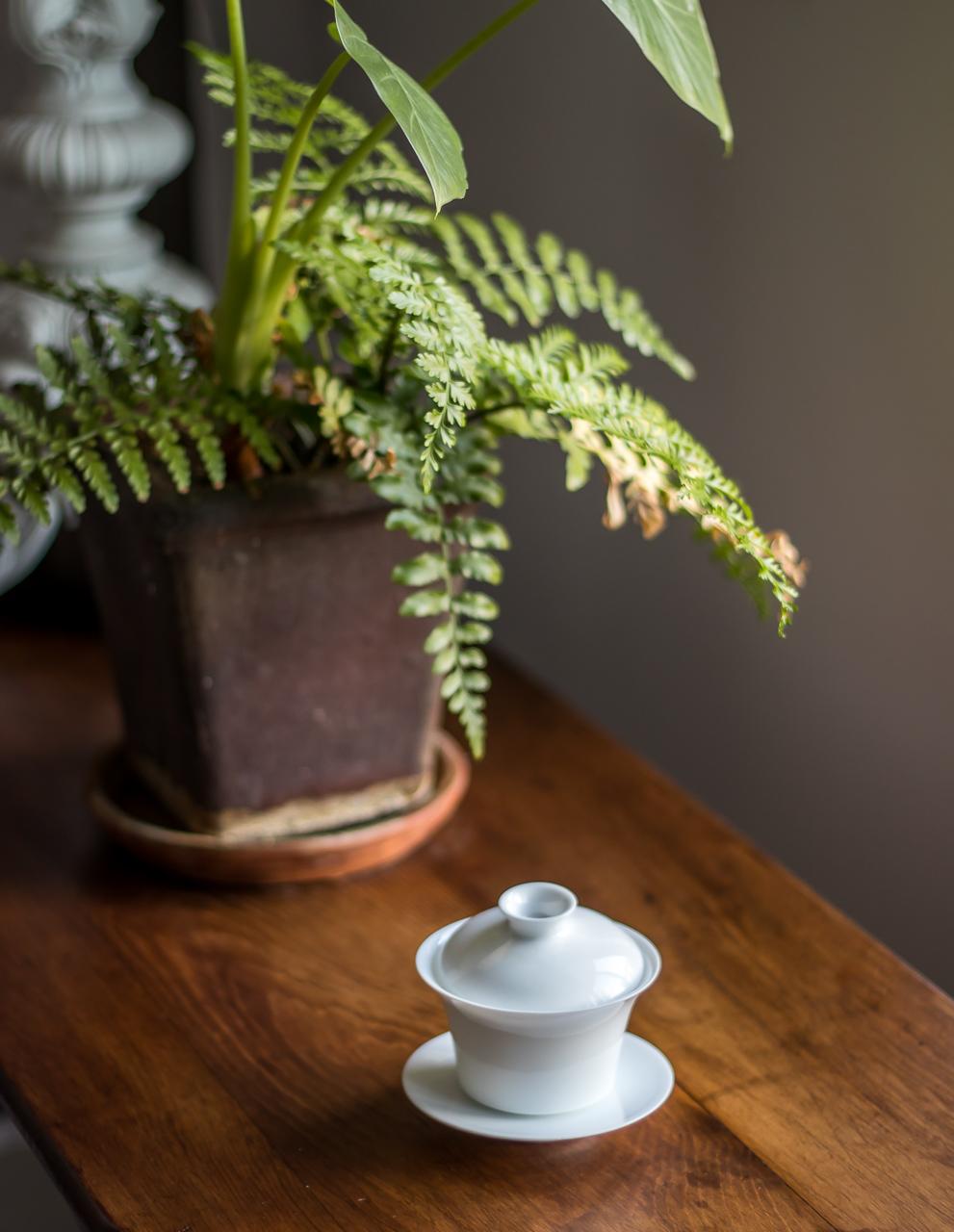 tea and mindfulness