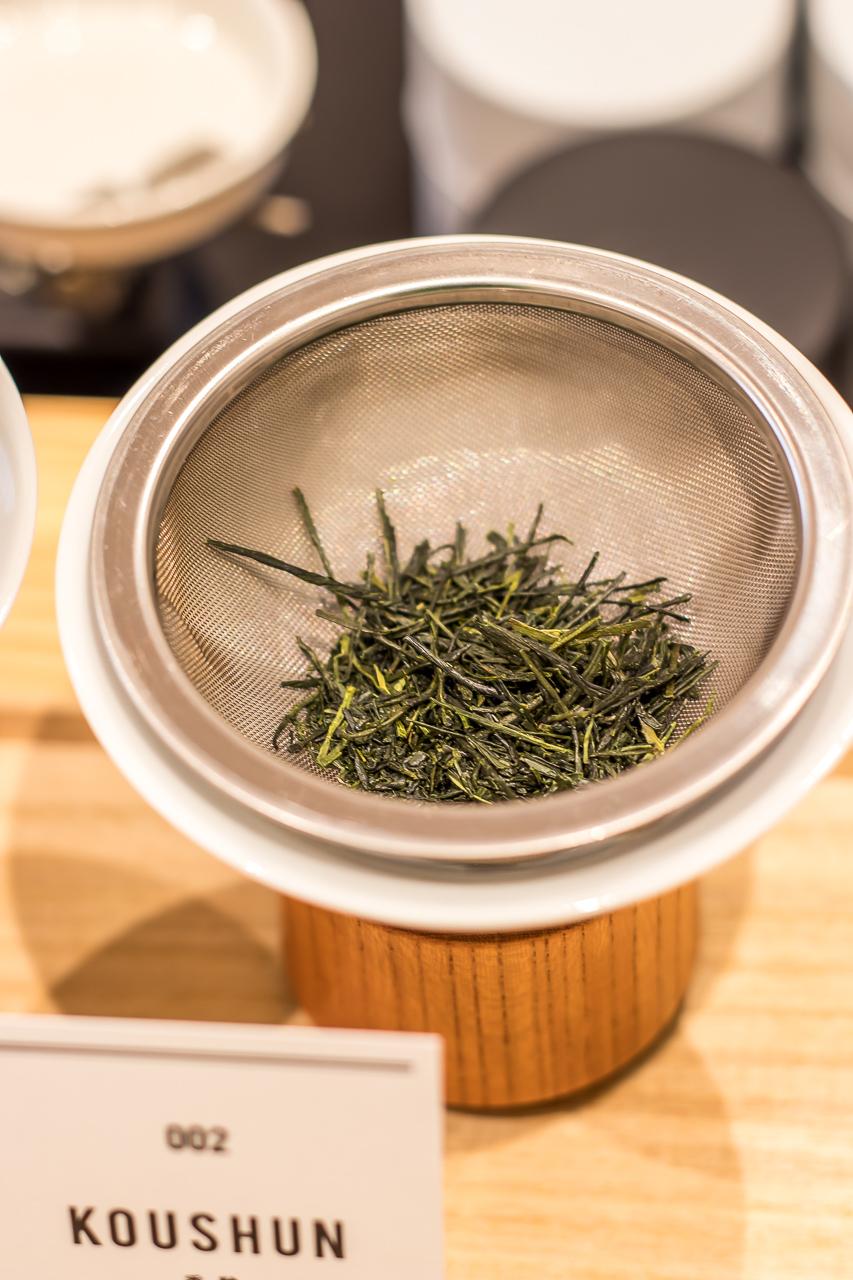 Tea in Tokyo. Tokyo Saryo