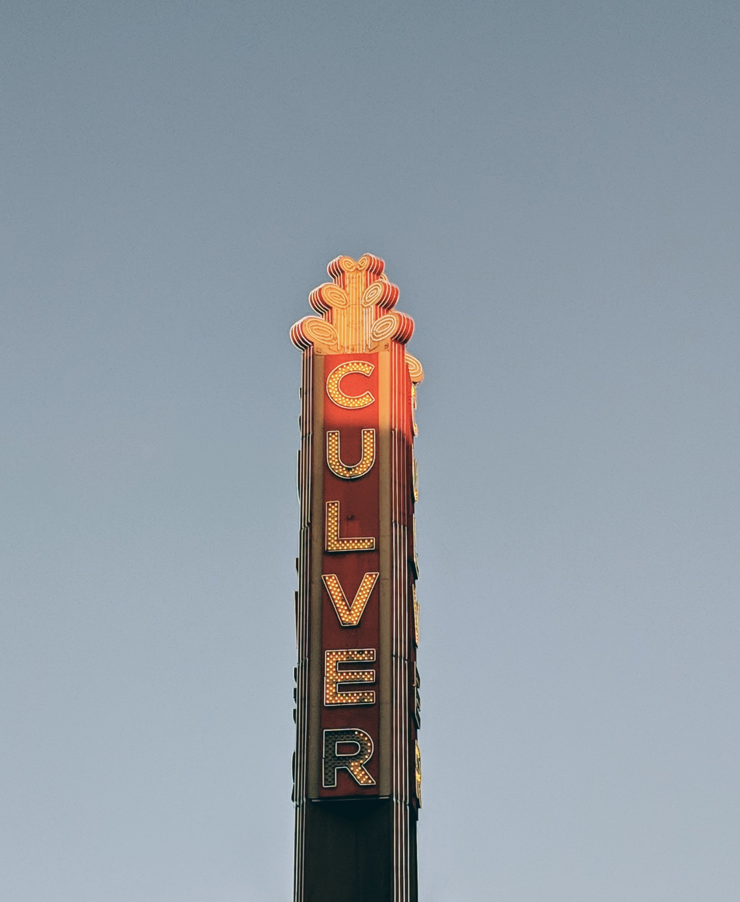 Tea and Murals. Culver City.