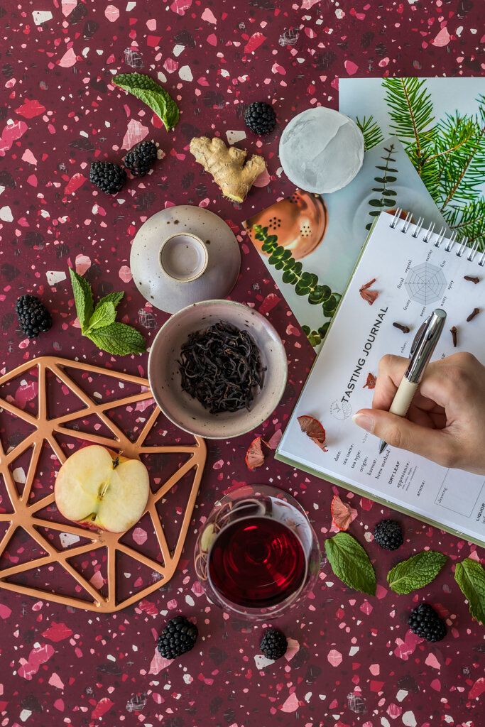 Do you really need to take tea tasting notes?