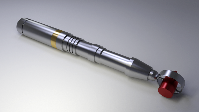 The Seventh Doctor's Sonic Screwdriver