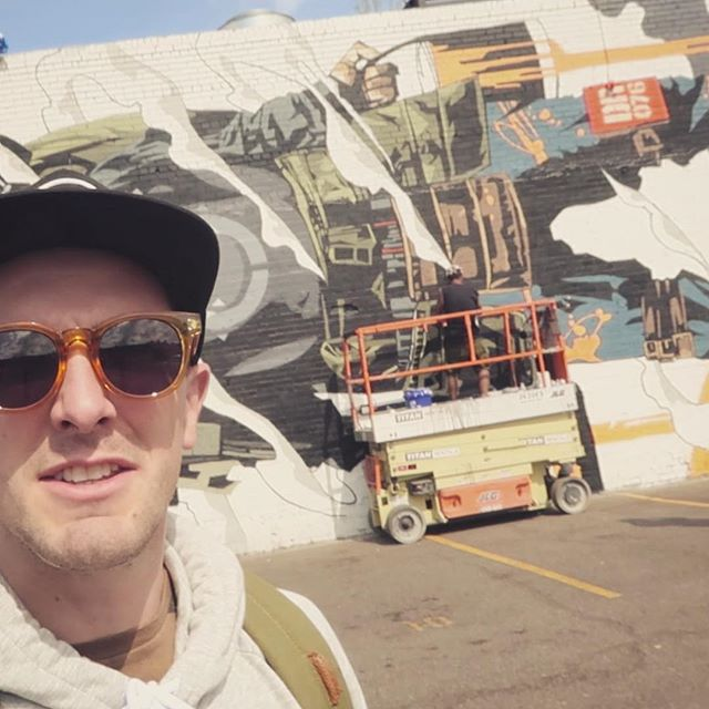 New vlog up now! Click the link in my bio to check it out. Let's get my channel to 10 subscribers today haha!  #vlog #denver #vlogging #vlogger #denvercolorado #youtuber #youtubechannel #youtubers #youtube #hustle #graffiti #graffitiart