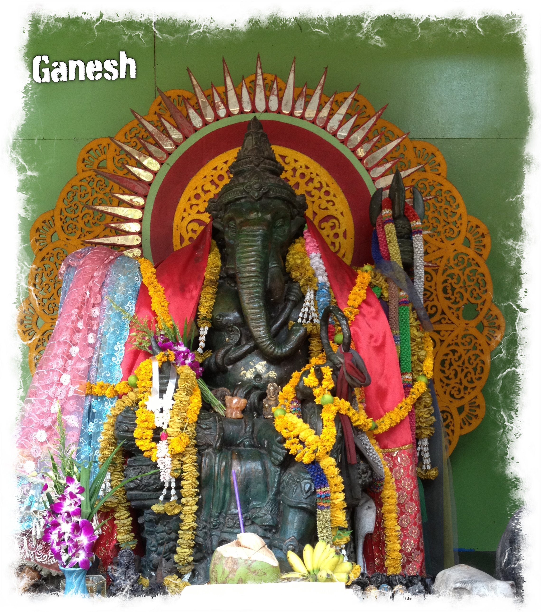 Ganash - Hindu God, Ubud Bali