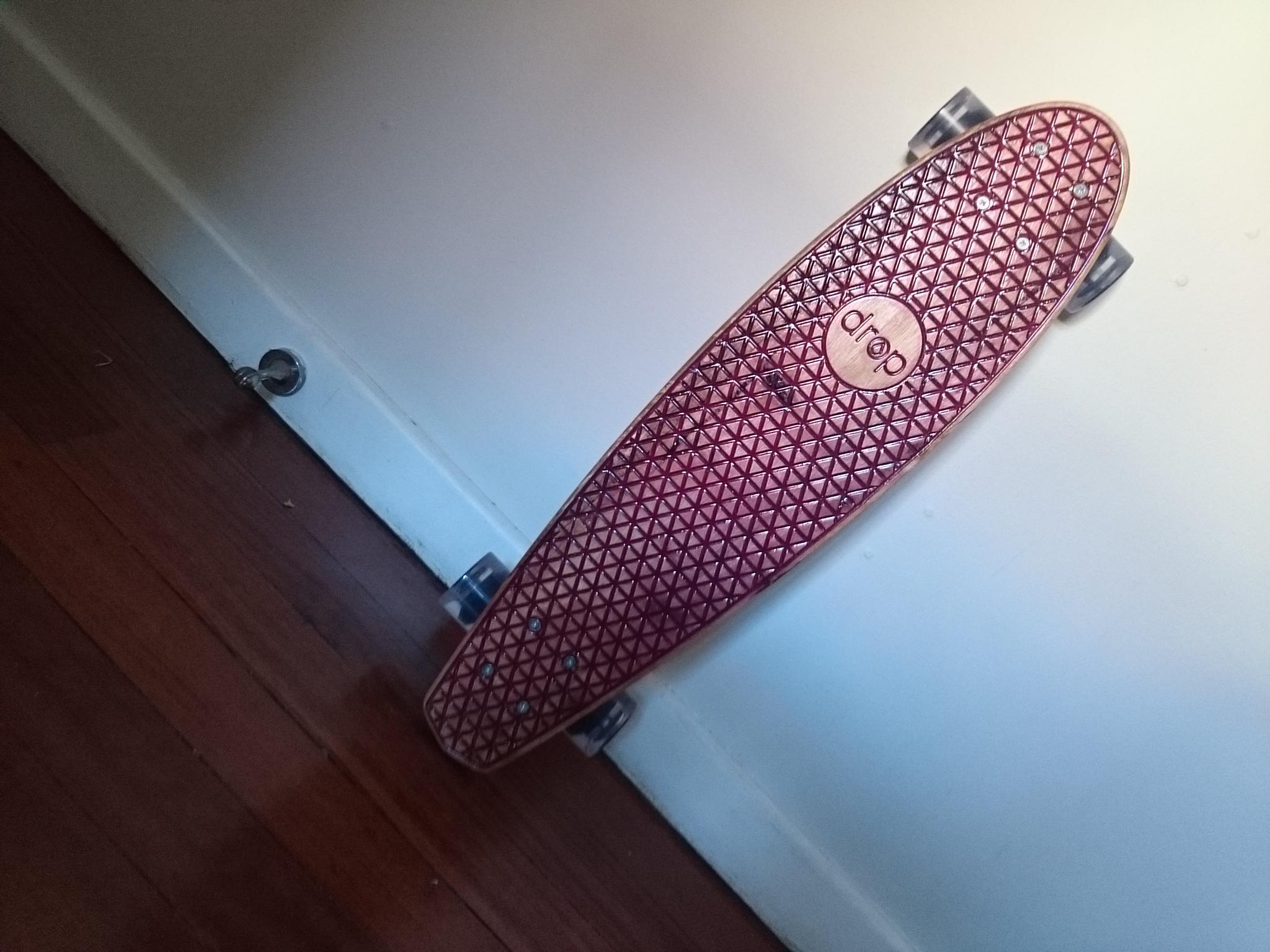 Drop Design  Skateboard