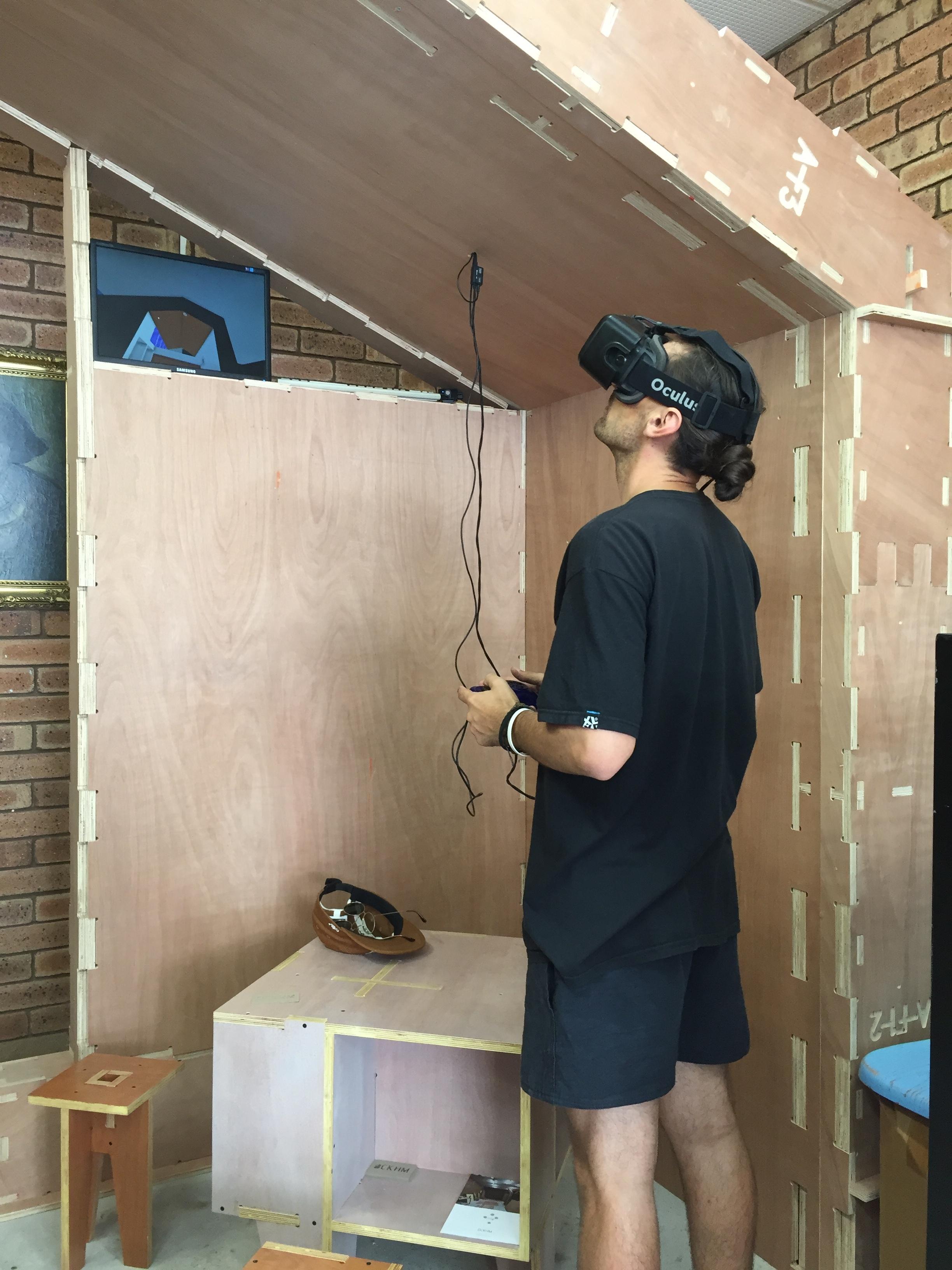 Virtual Reality Presentations