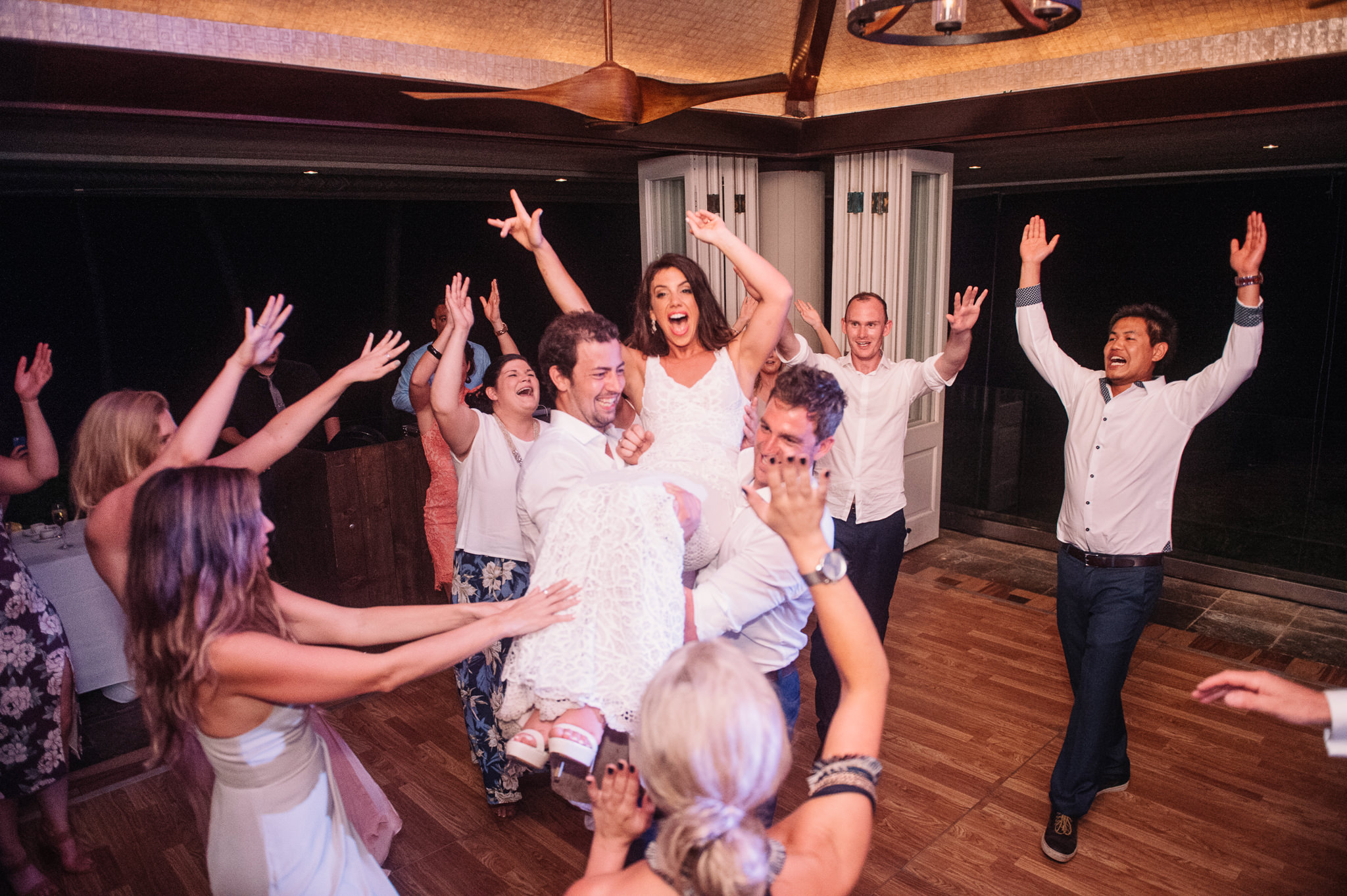 Merrimans Maui Wedding