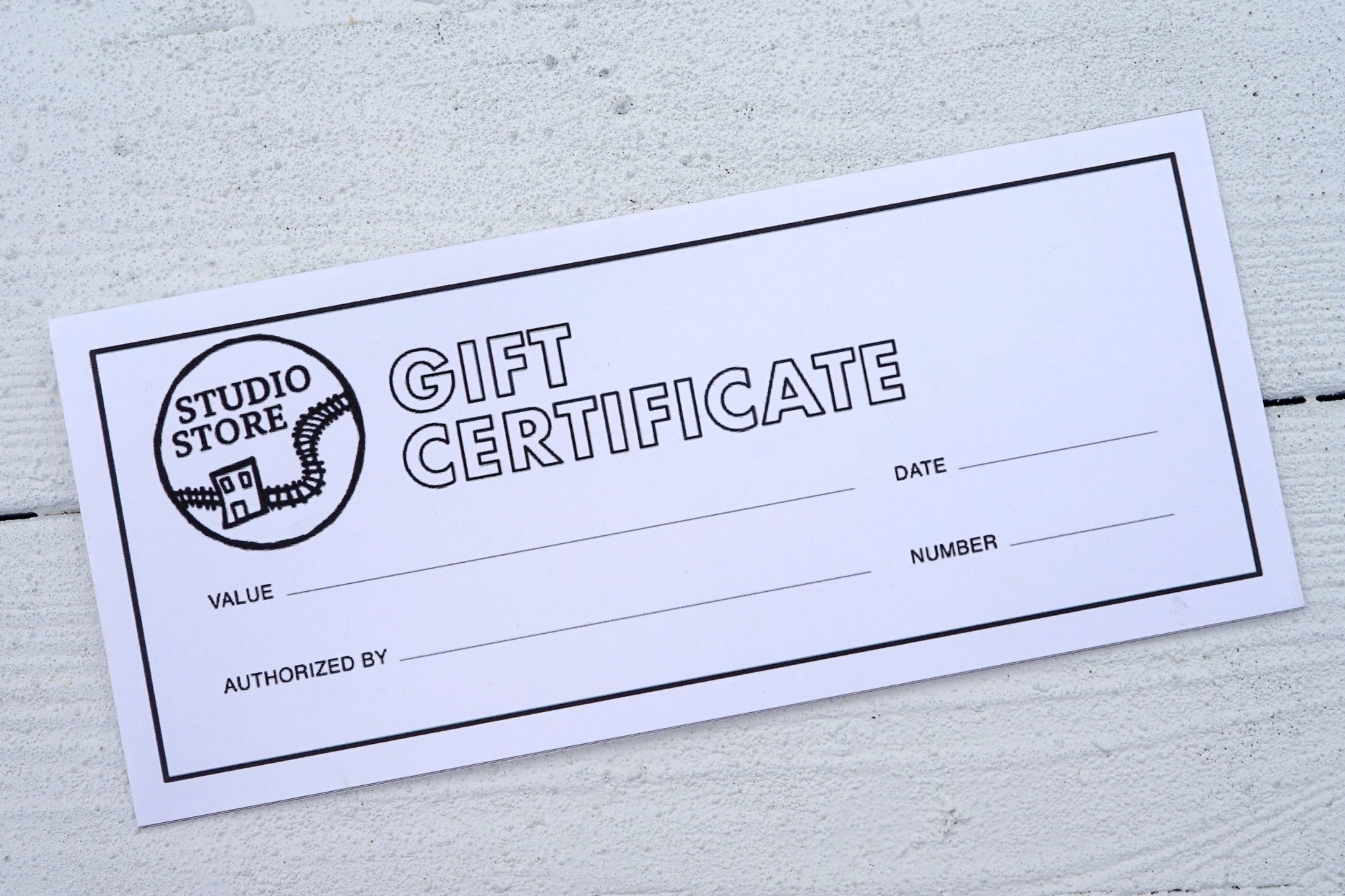 1. Gift Certificates to the Studio Store - It's at the top of our list because it's the perfect gift! It allows your gift recipient to browse our Store and pick out the exact piece that speaks to them. Plus, unlike your usual big-box store gift cards, you know that you're giving a gift with real meaning and impact.