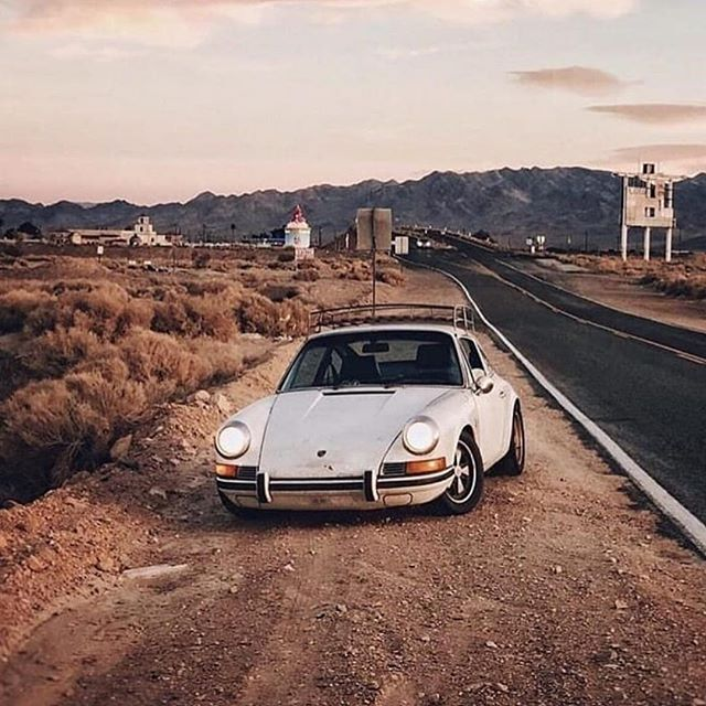 Take the road less travelled. It's Sunday, live a little. - #nightcrawlerco #roadtrip #roadlesstravelled #porsche #vintageporsche #lifestooshortforbullshit #burnout