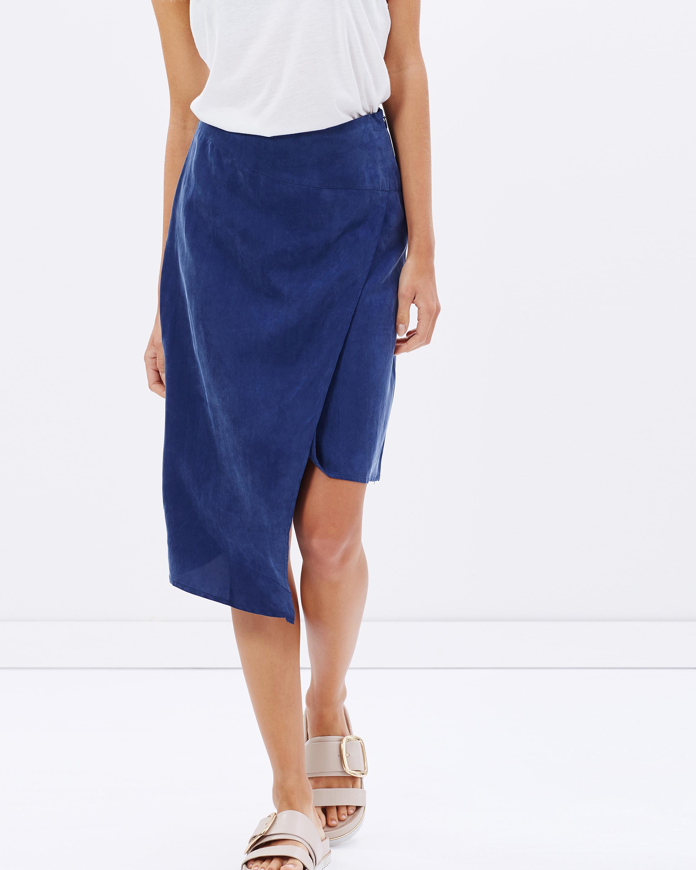 Staple the Label cutting edge skirt $89.95