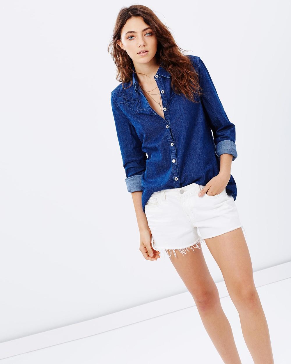 Someday Lovin' blues shirt $99.95
