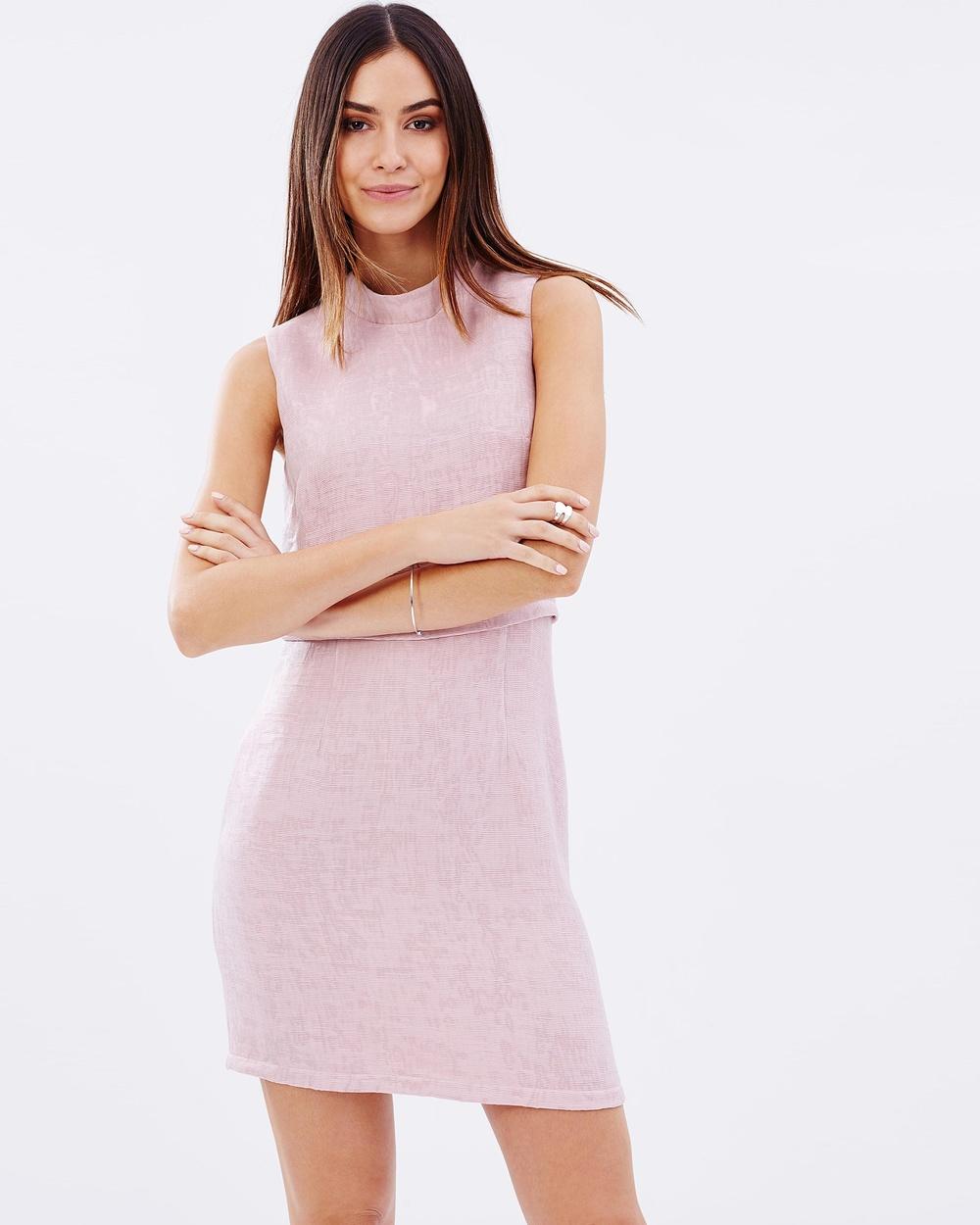 Atmos & Here Kayla layered dress $69.95