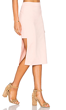 Mink Pink moon child skirt $107