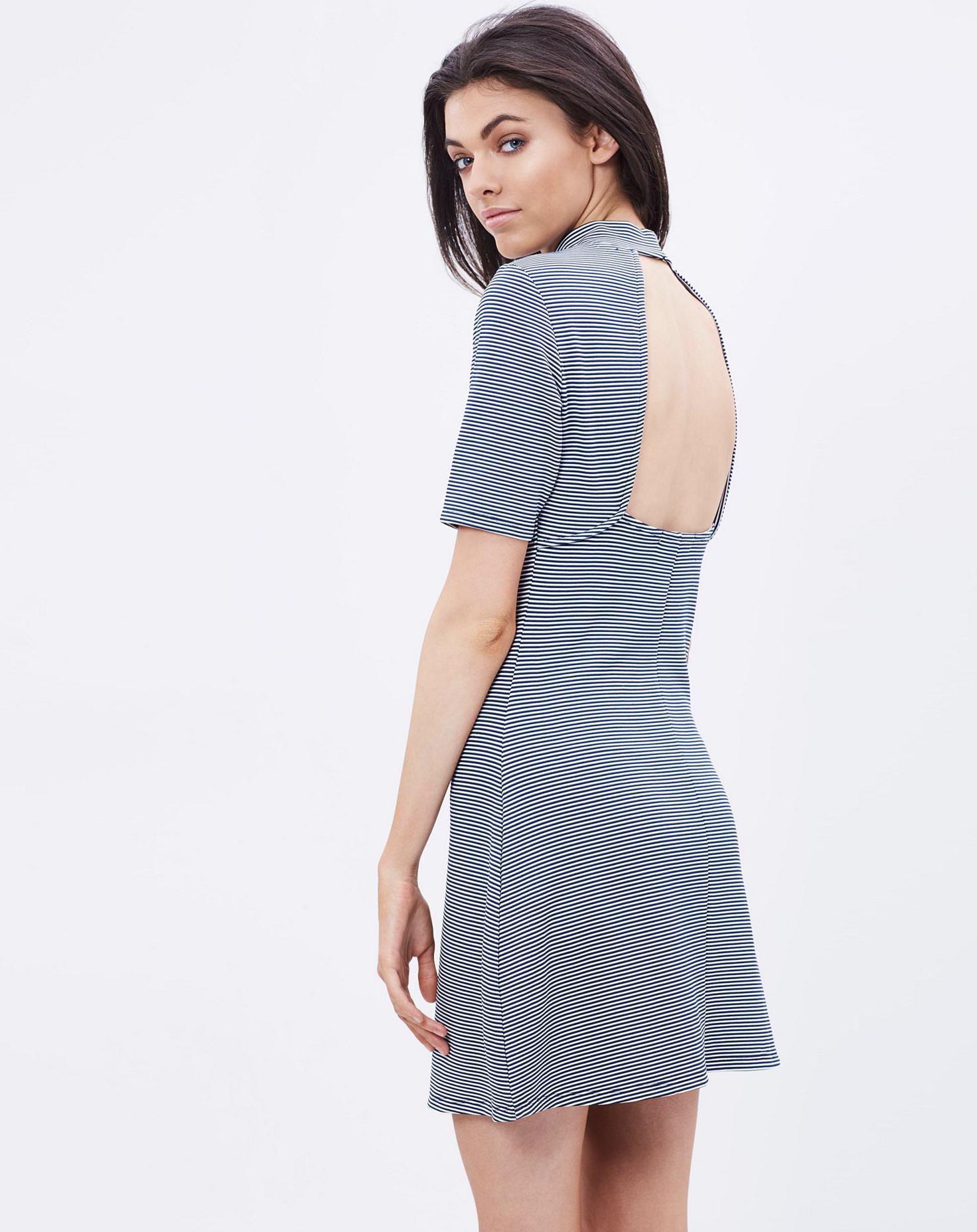 Nude Lucy odin open back dress $69.95