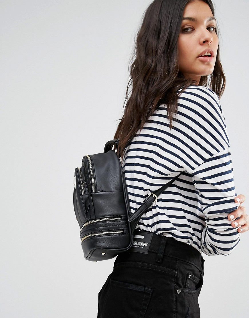 River Island mini backpack $57