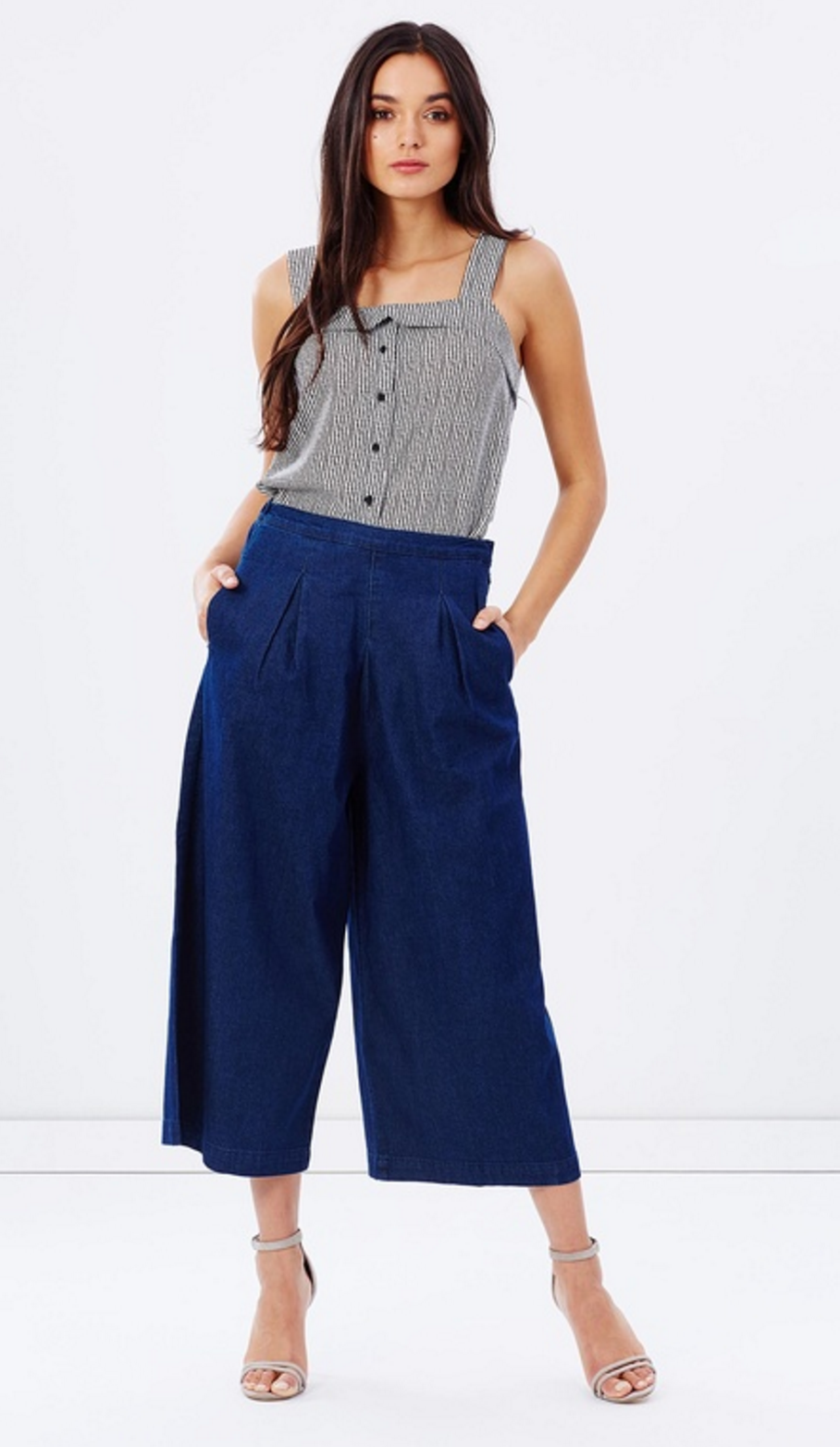 Warehouse soft culottes $79.95