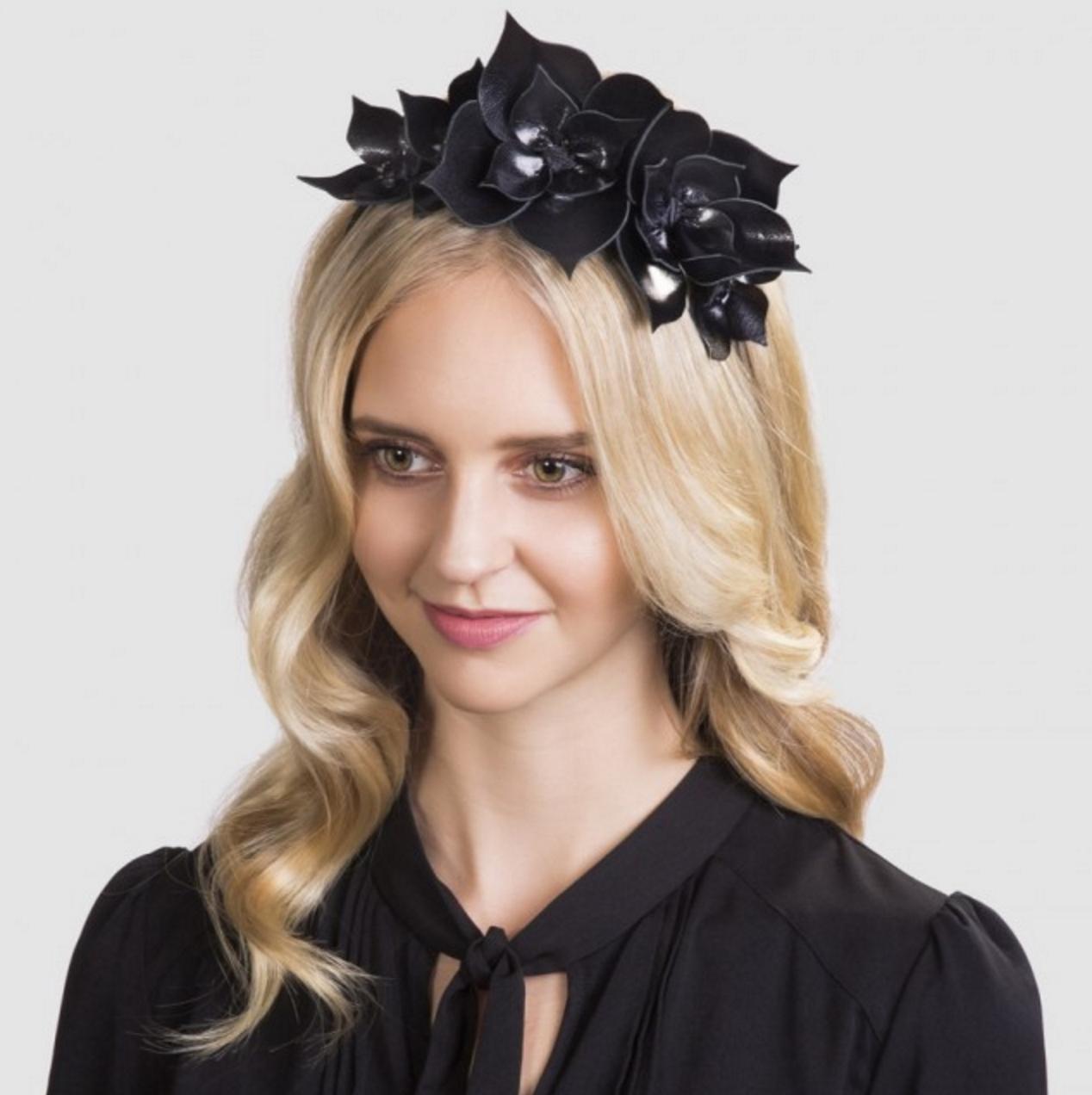 black leather flowers (blonde).jpg