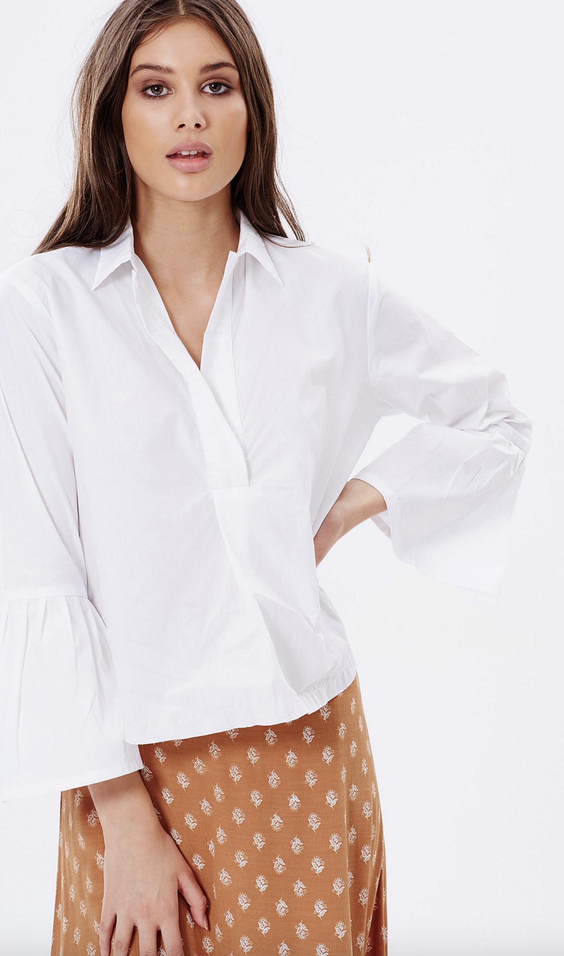 Faithful bisous shirt $140