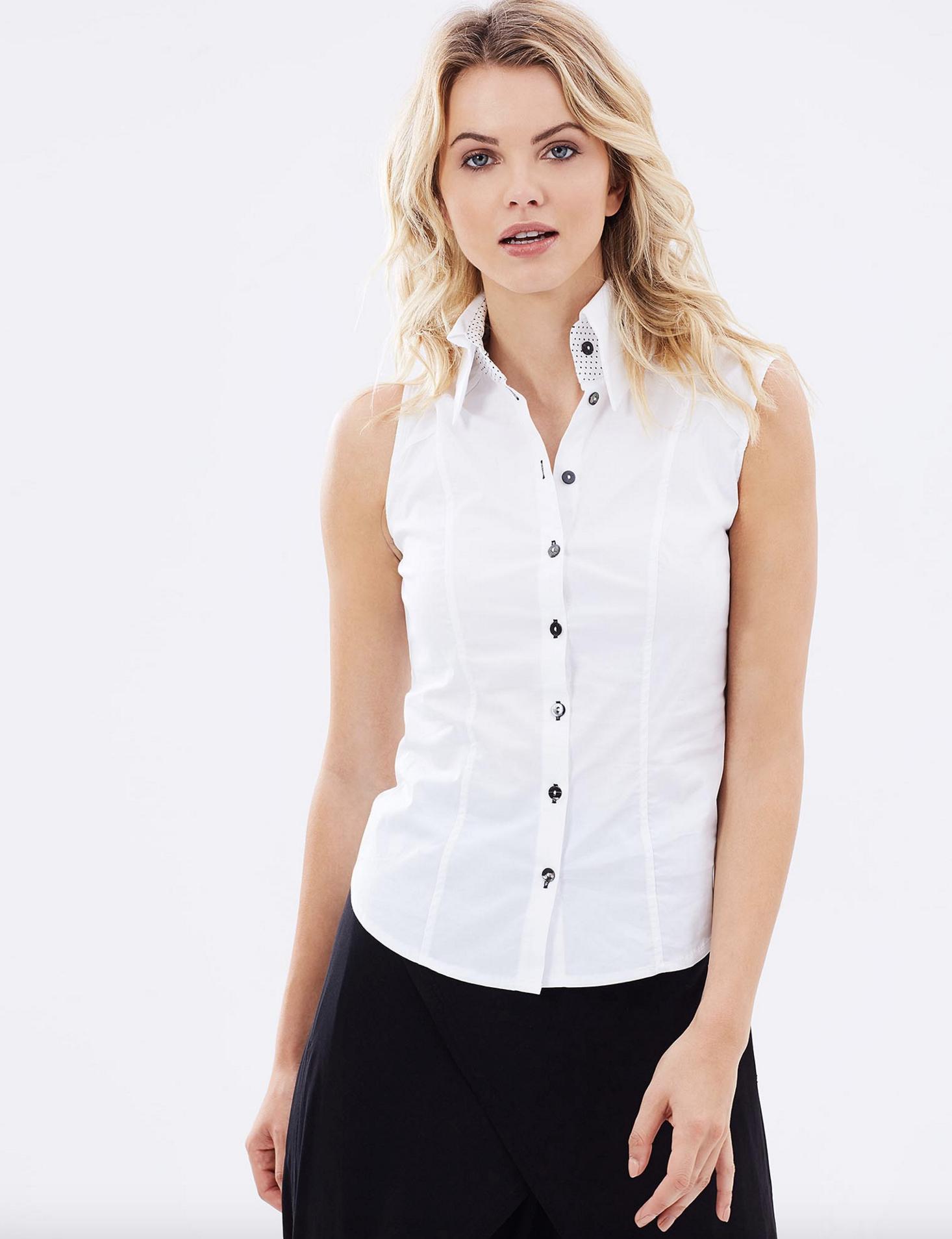 Privilege high collar shirt $69