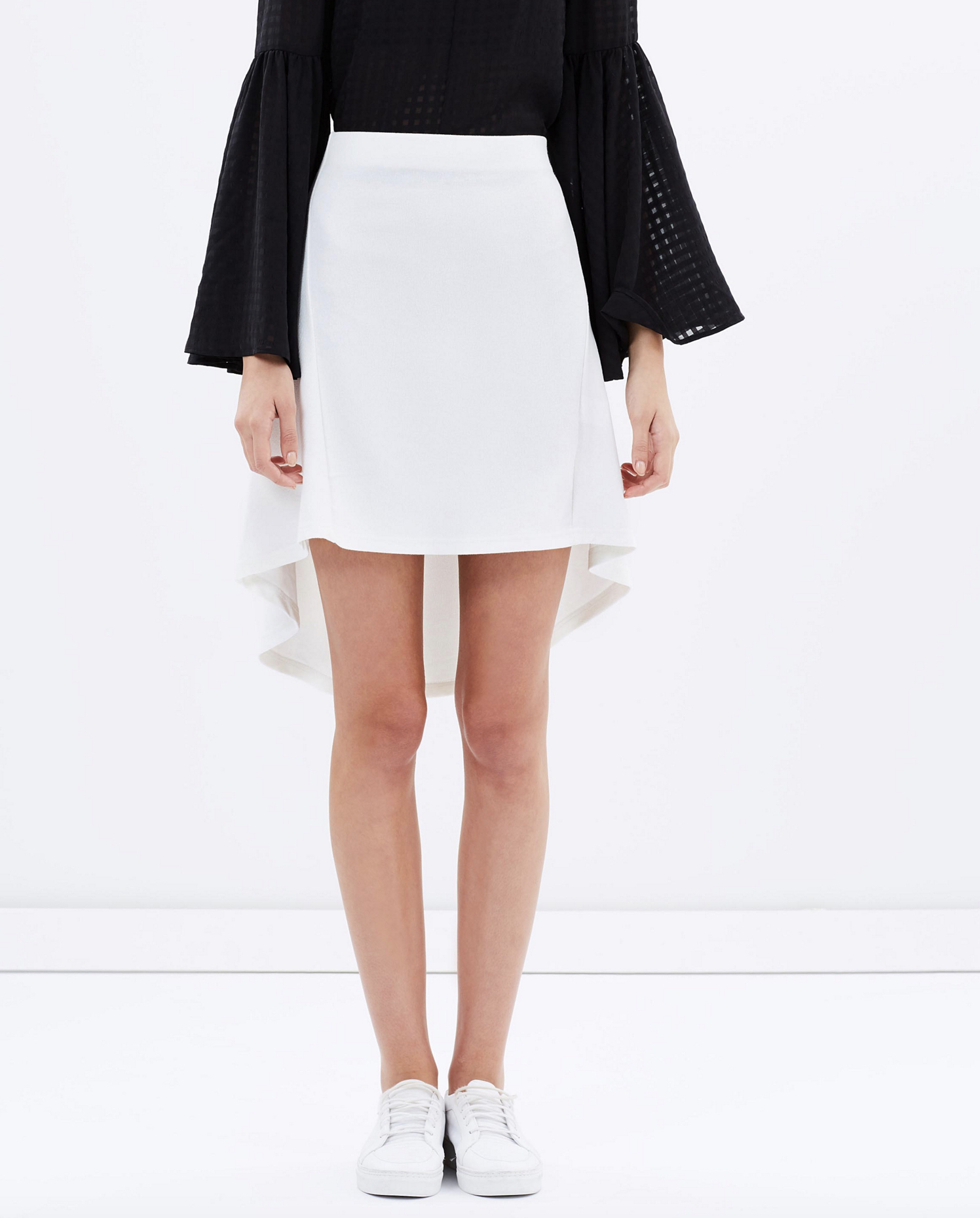 The Fifth Label repetition skirt $69.95