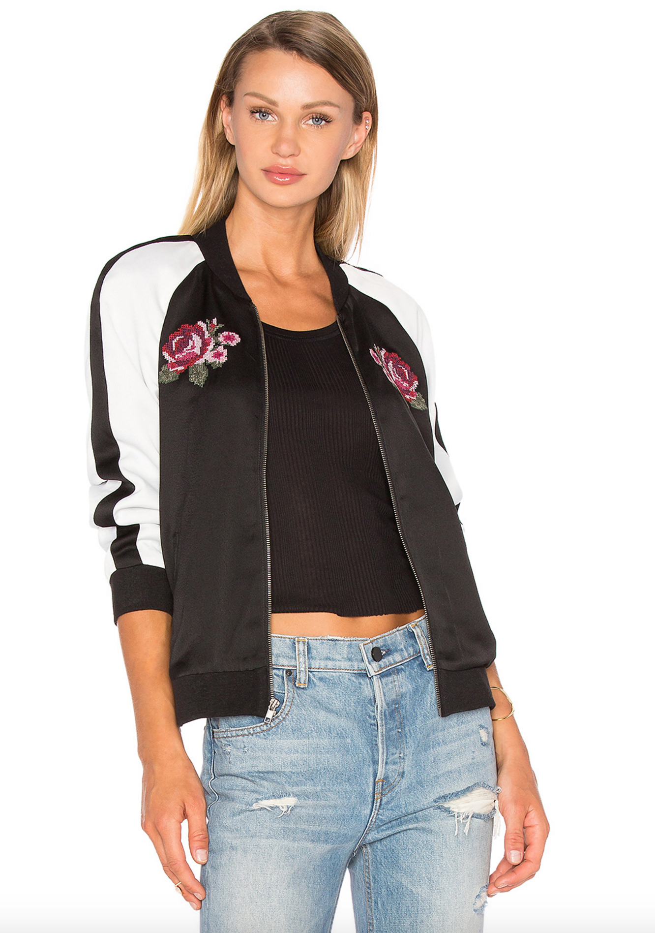 Cupcakes & Cashmere daffodil jacket $231