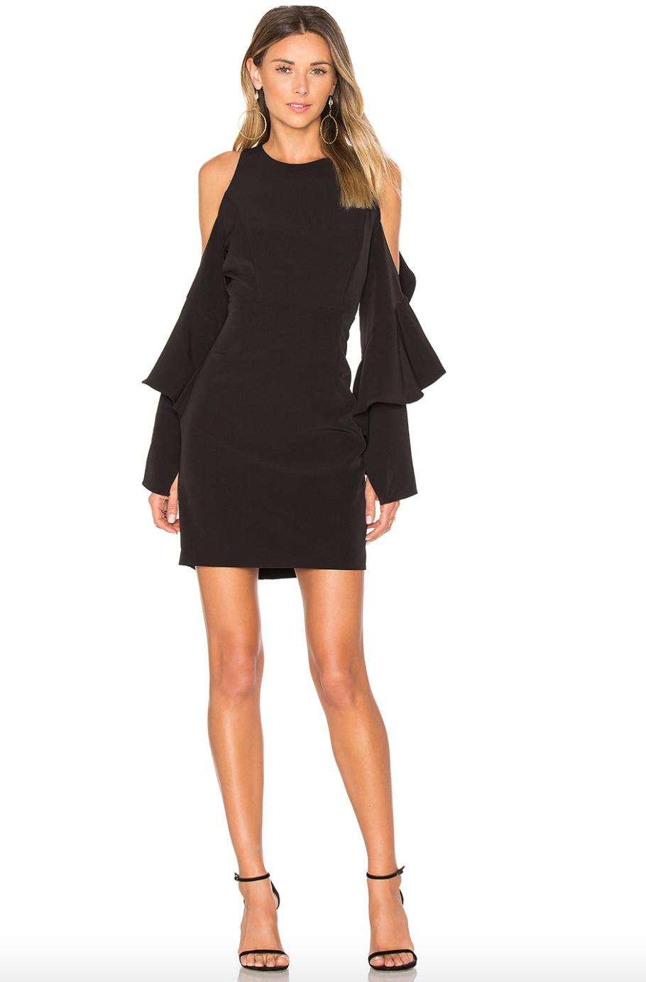 Bardot Ophelia dress $165