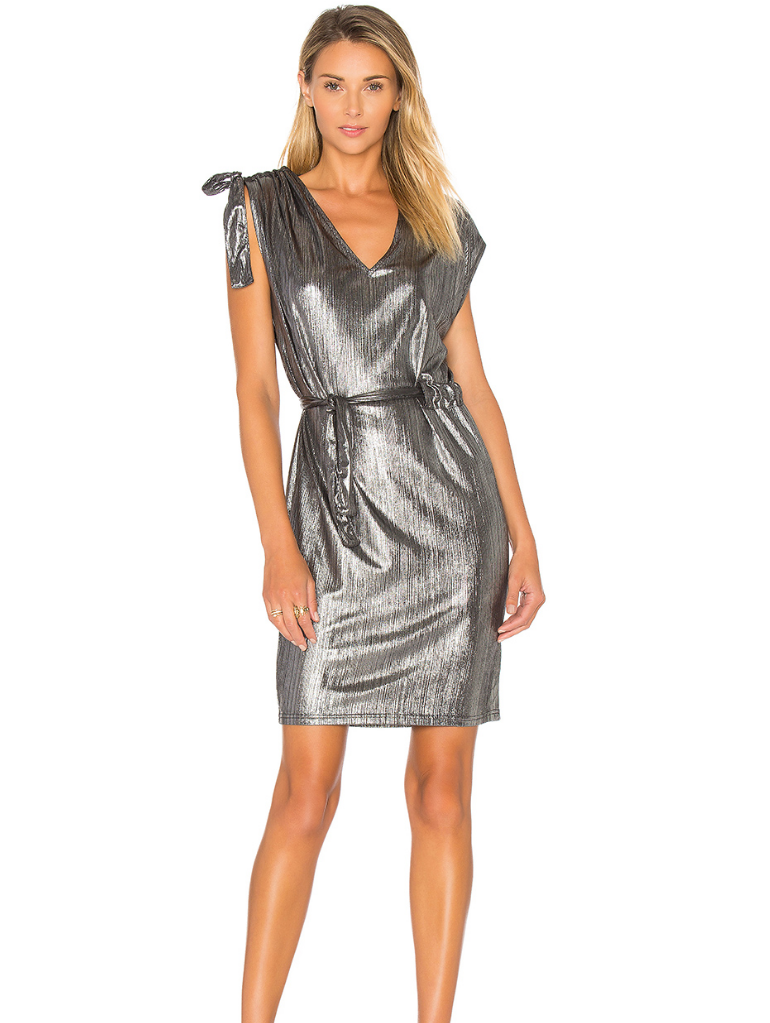 Cheap Monday lurex dress $105.89