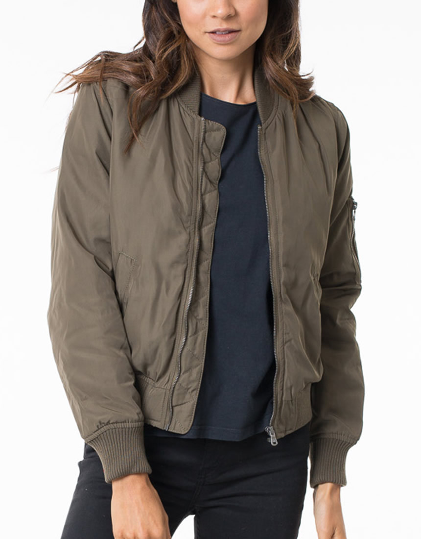 All About Eve devin bomber $99.95