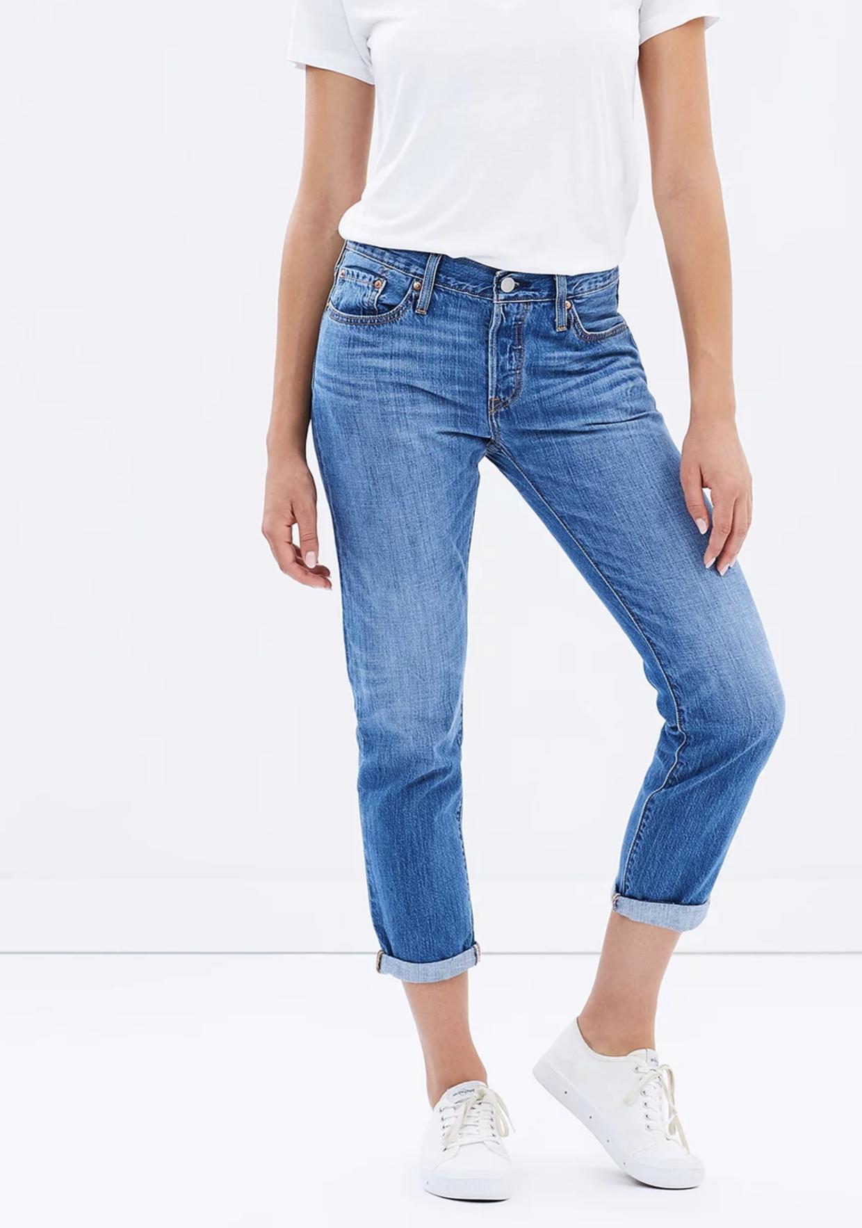 Levis 501 CT jeans $129.95