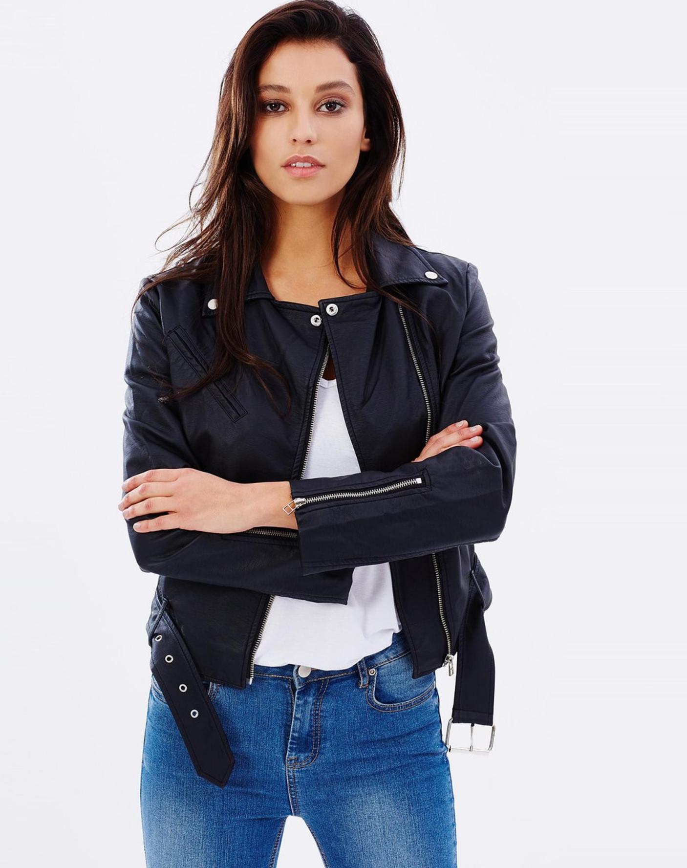 Lioness Lucca biker jacket $89.95