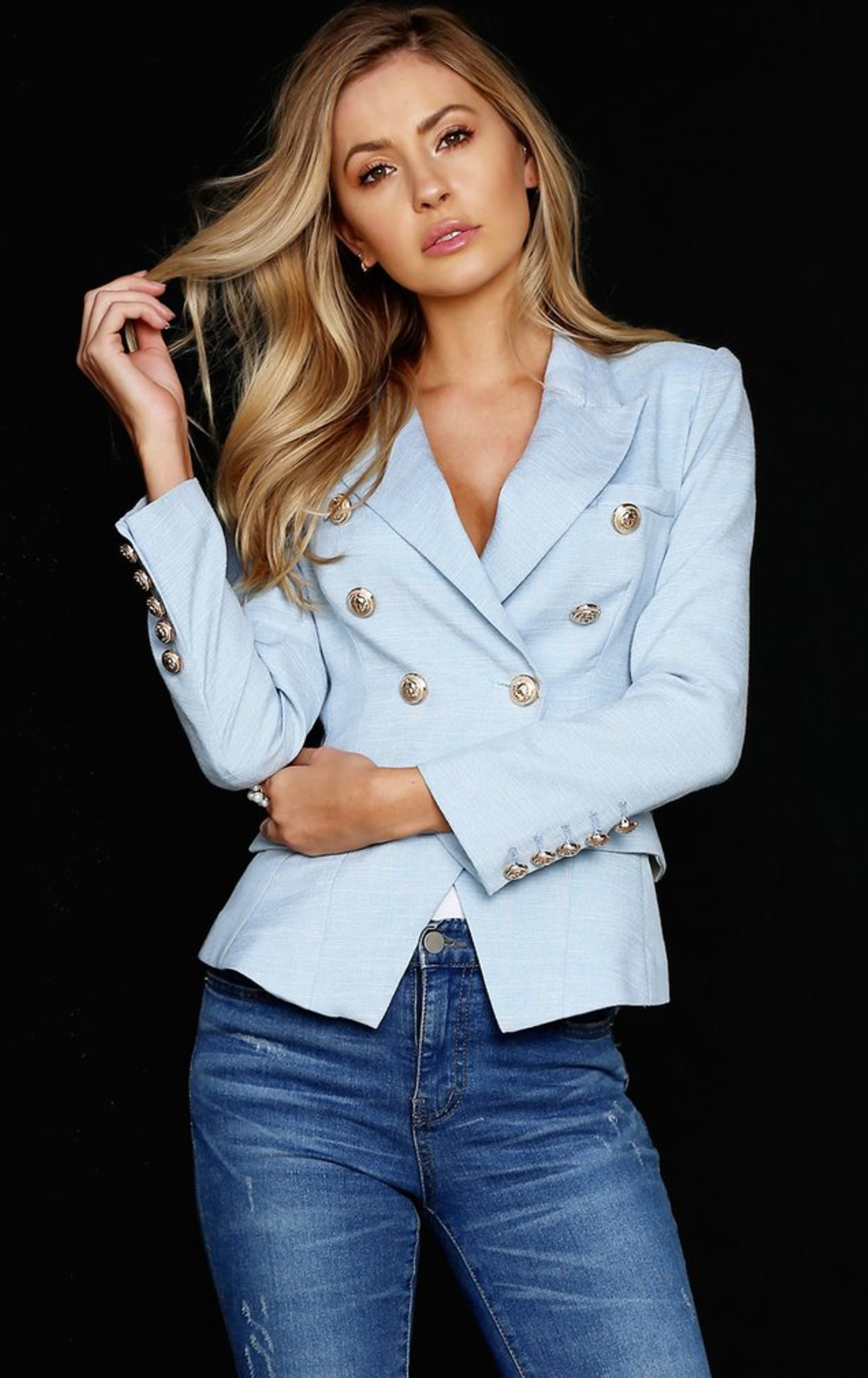 Style Keepers the iconic blazer