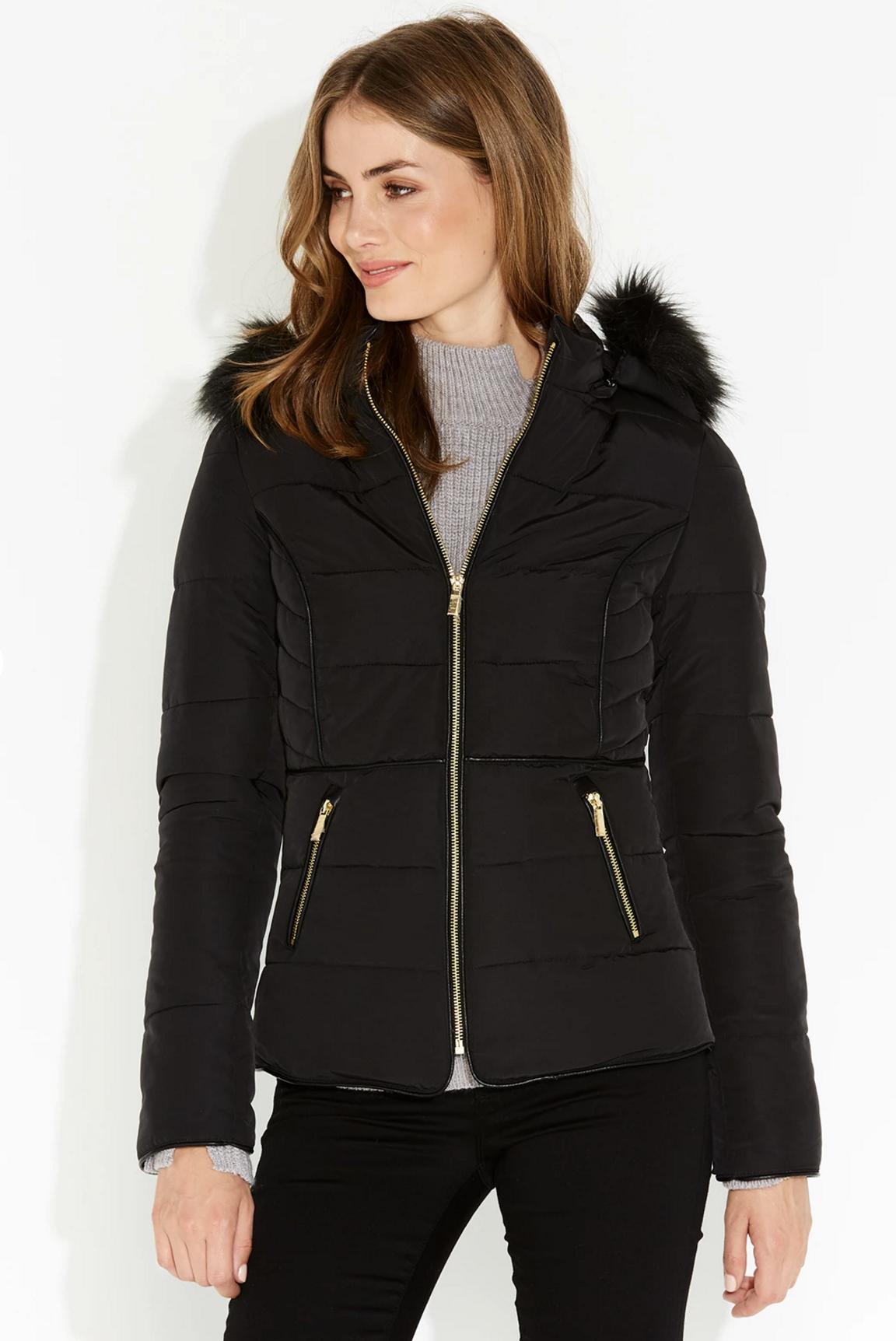 Portmans Suzy short puffer jacket $129.95
