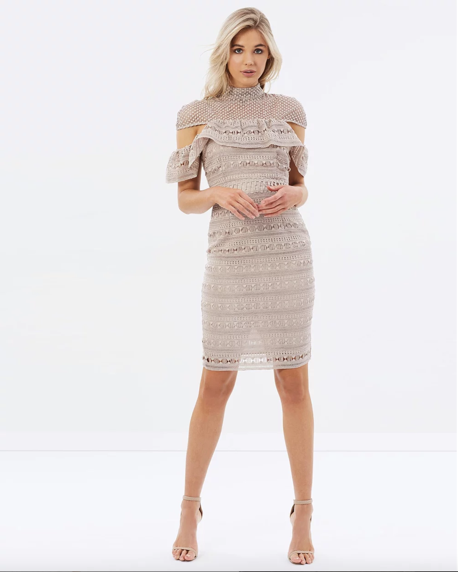 Ministry of Style livia midi dress
