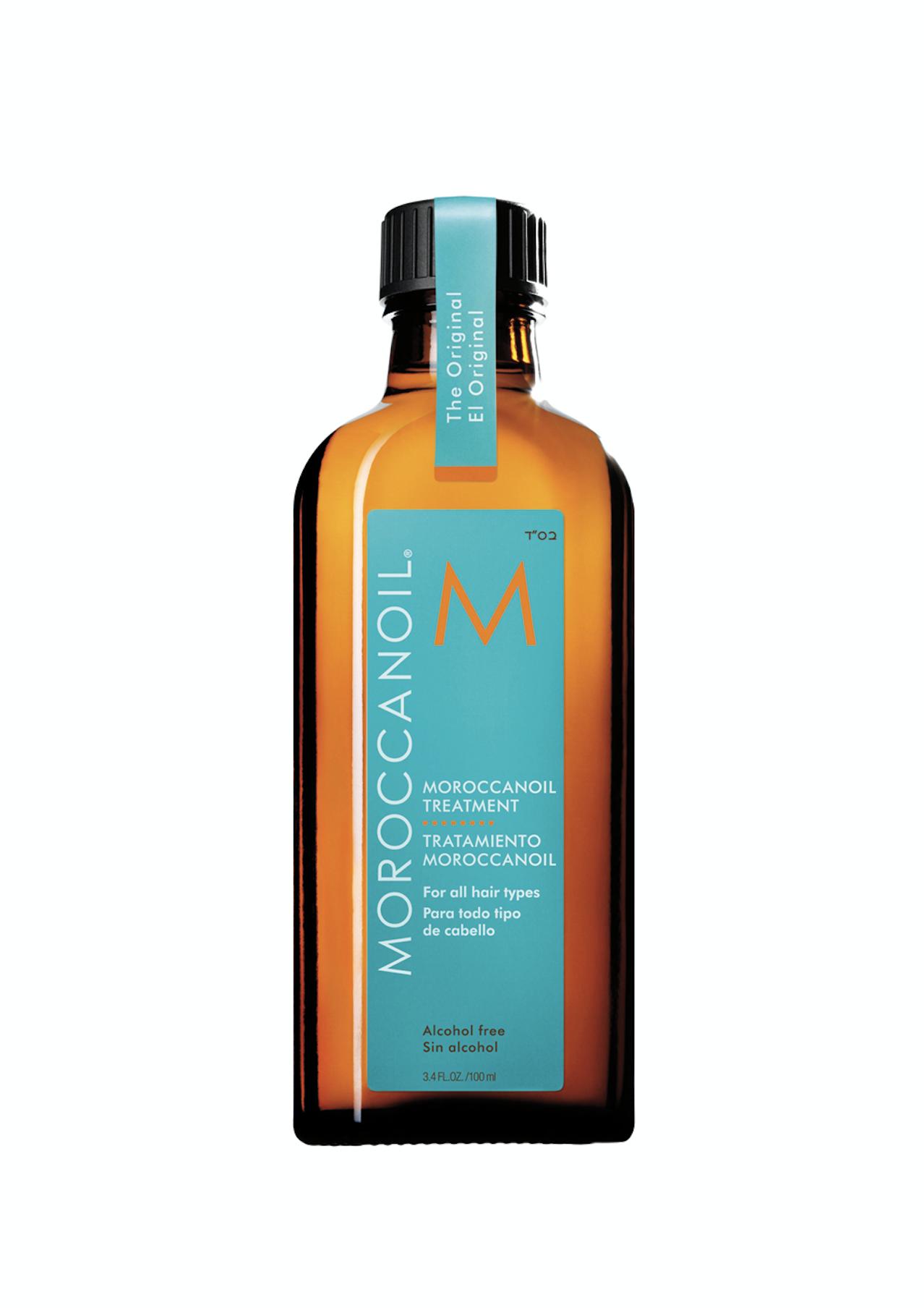 Moroccan treatment oil
