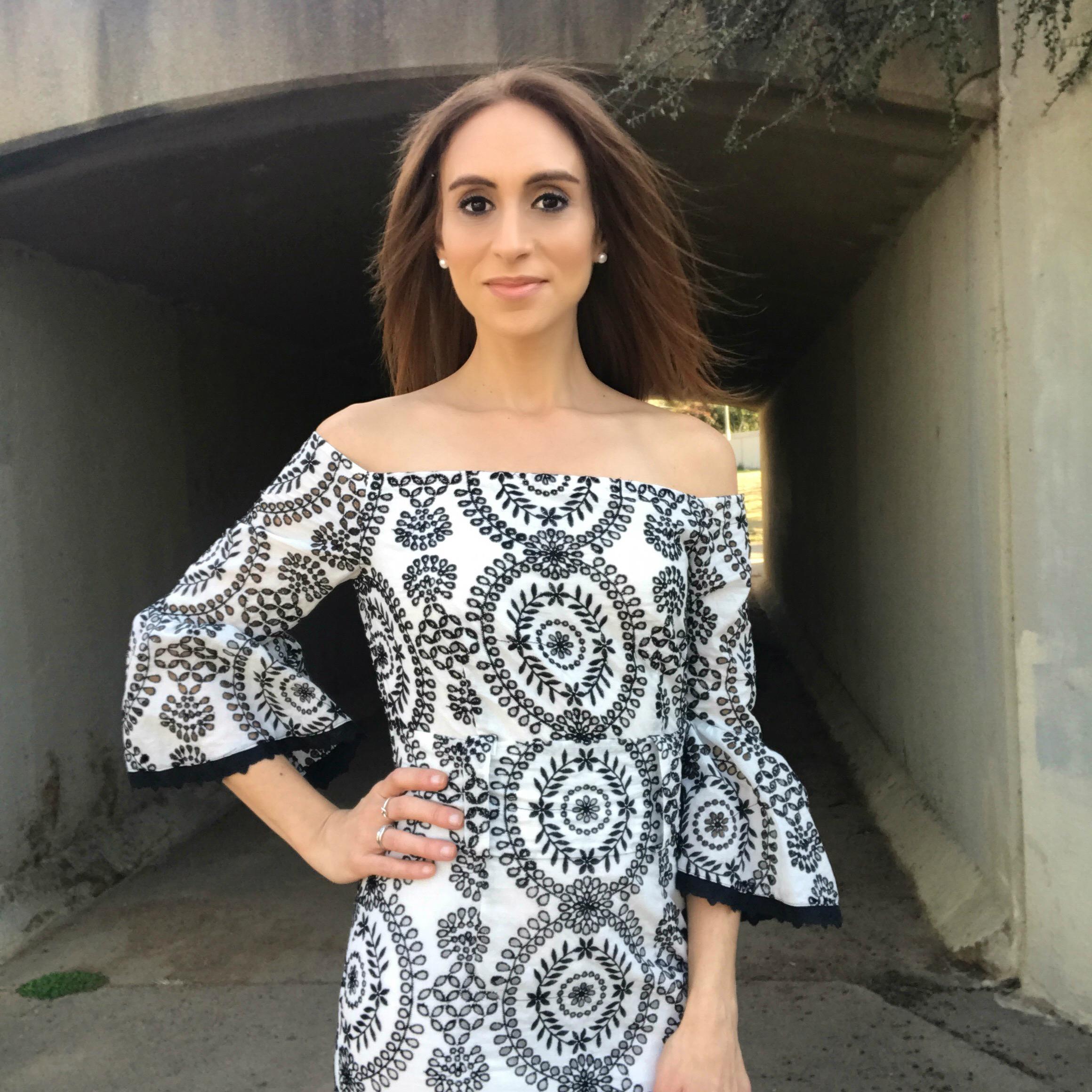 Stanzee Cara maxi dress