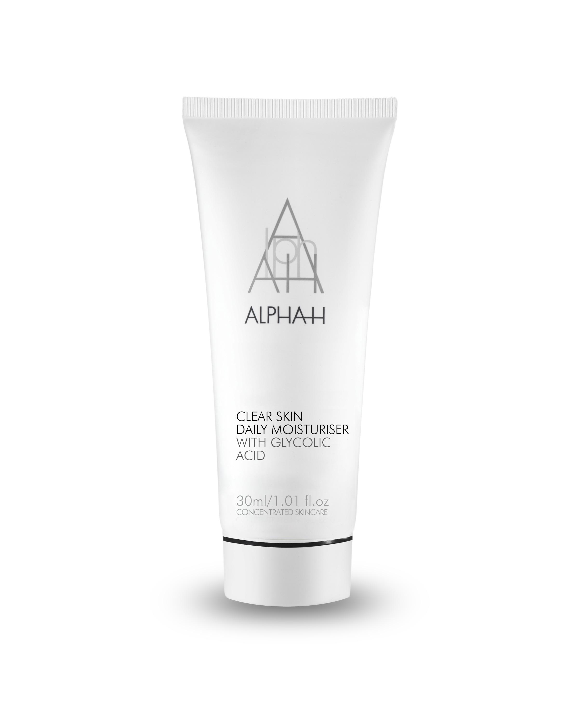 Alpha H clear skin daily moisturiser
