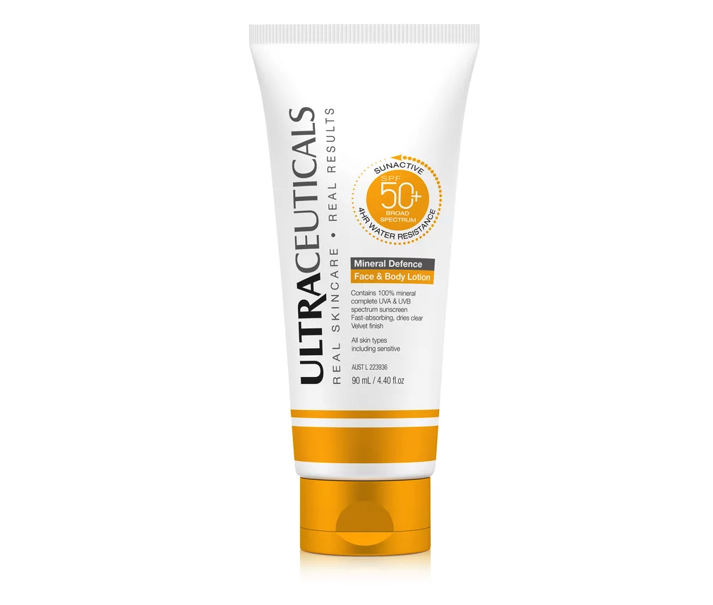 Ultraceuticals sun active SPF 50