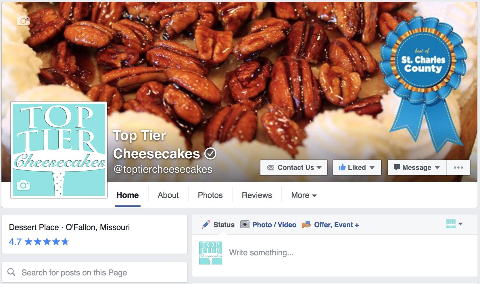 Top Tier Facebook